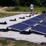 solar ground mounting